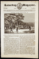 The Saturday Magazine, June 4th 1836: Sketches of New South Wales. III